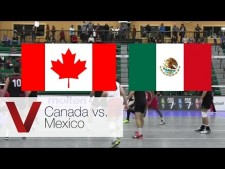 Canada - Mexico (full match)