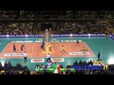 Modena Volley - Calzedonia Verona (Highlights)