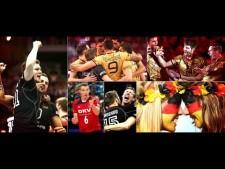 German Volleyball (Highlights, 2nd movie)