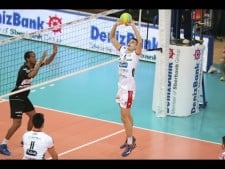 Trentino Volley - P.A.O.K. Thessaloniki (Highlights)