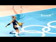 TOP10 Best Women Volleyball Digs