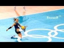TOP10 Best Women Volleyball Digs