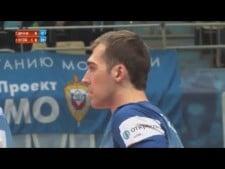 Dynamo Moscow - Kuzbass Kemerovo (full match)
