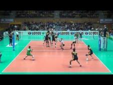 Funny situation (Trefl Gdańsk - Modena Volley)