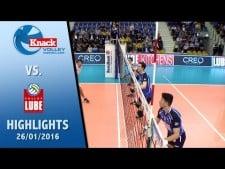 Knack Roeselare - Lube Banca Macerata (Highlights)