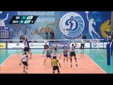 Dynamo Krasnodar - Dynamo Moscow (Highlights)