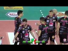 Lube Banca Macerata - Tonazzo Padova (SET5)