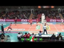 LPR Piacenza -  Trentino Volley (Highlights)