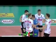 Lube Banca Macerata - Tonazzo Padova (Highlights)