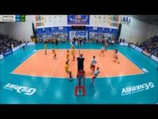 Yugra Niznevartovsk - Belogorie Belgorod (Highlights)