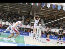 Trentino Volley - CMC Ravenna (Highlights)