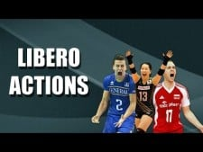 Libero - Volleyball Defence Specialist