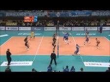 Dynamo Moscow - Yugra-Samotlor Niznevartovsk (Highlights)