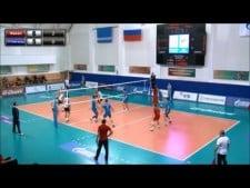 Fakel Novy Urengoy - Nizhny Novgorod (Highlights)