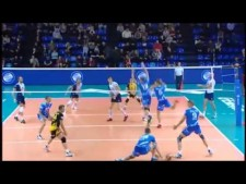 Gazprom-Yugra Surgut - Dynamo Krasnodar (Highlights)