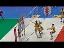Luca Vettori technical spike (Modena - Trentino)