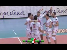 Calzedonia Verona - Lube Banca Macerata (Highlights)