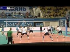 Zenit Kazan - Nova Novokuybyshevsk (Highlights)