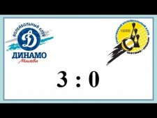 Dynamo Moscow - Neftyanik Orenburg (Highlights)