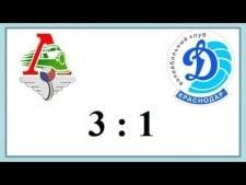 Lokomotiv Novosibirsk - Dynamo Krasnodar (Highlights)