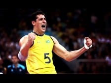 Sidao ace serve (Brazil - Argentina)