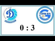 Dynamo Krasnodar - Gazprom-Yugra Surgut (Highlights)