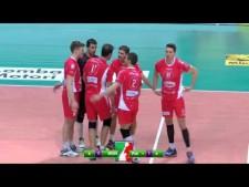 Vero Volley Monza - Copra Piacenza (Highlights)