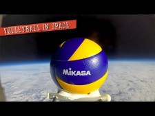 Sons of Gravity: First volleyball in space