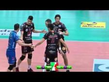 Vero Volley Monza - Lube Banca Macerata (Highlights)