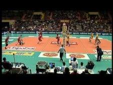 CMC Romagna - Pallavolo Modena (Highlights)