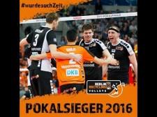 Berlin Volleys - TV Bühl (Highlights)