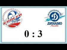 Enisey Krasnoyarsk - Dynamo Moscow (Highlights)