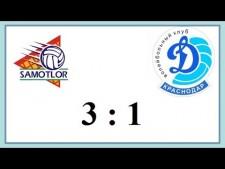 Yugra-Samotlor Nizhnevartovsk - Dynamo Krasnodar(Highlights)