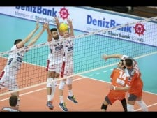 Trentino Volley - Volley Asse-Lennik (Highlights)