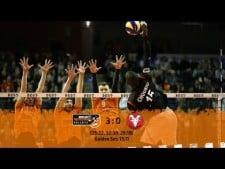 Berlin Volleys - VaLePa Sastamala (Highlights)