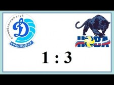 Dynamo Krasnodar - Nova Novokuybyshevsk (Highlights)