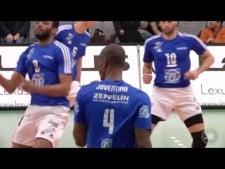 VfB Friedrichshafen - Evivo Düren (Highlights)