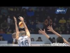 TOP10 Best Volleyball Blocks (2nd movie)