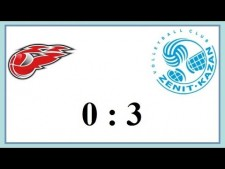 Fakel Novy Urengoy - Zenit Kazan (Highlights)