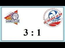 Yugra-Samotlor Nizhnevartovsk-Enisey Krasnoyarsk(Highlights)