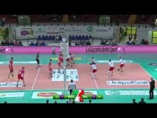 Nikola Jovović marvelous play (Vero Volley Monza - Piacenza)