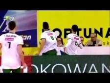 AZS Częstochowa - MKS Będzin (Highlights)
