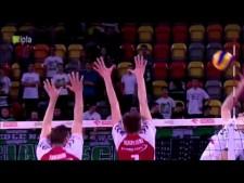 AZS Częstochowa - Effector Kielce (Highlights)