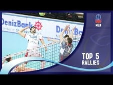 Long rally actions (Champions League, 1/6 - 1st match)