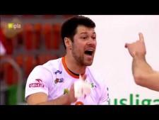 BBTS Bielsko Biała - MKS Będzin (Highlights)