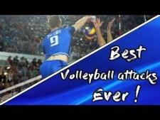 TOP10 Best Volleyball Spikes (2nd movie)