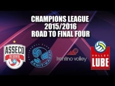 Champions League 2015/16 - Road to Final Four