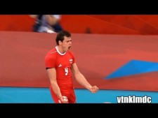 TOP10 Best Volleyball Actions from defence to offence