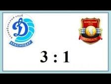 Dynamo Krasnodar - Kuzbass Kemerovo (Highlights)