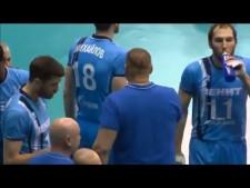 Belgorie Belgorod - Zenit Kazan (full match)